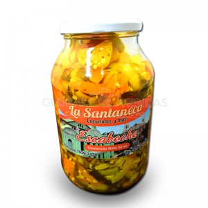 Escabeche con chile